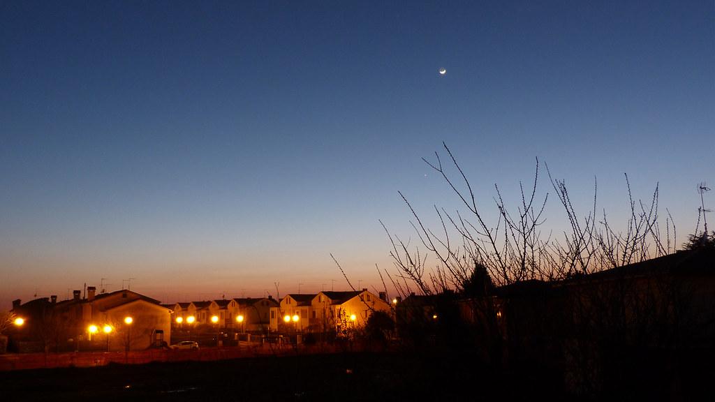 moon, luna, cuce cinerea