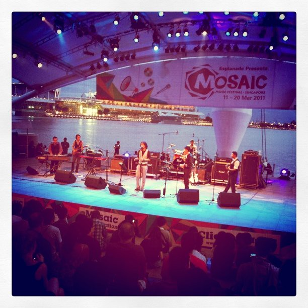Mosaic Music Festival #Singapore | Flickr - Photo Sharing!