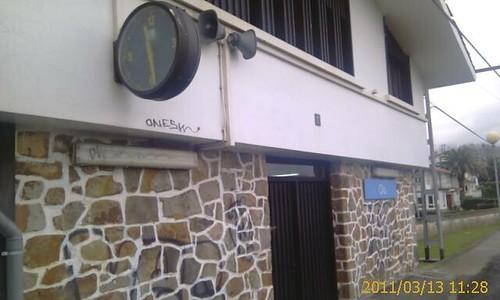 Estación de La Ola by LaVisitaComunicacion