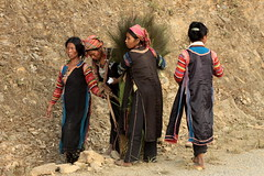 vietnam - ethnic minorities (Retlaw Snellac Photography) Tags: travel people photo asia image tribal vietnam tribe ethnic minority lahu