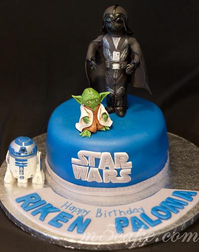 Star Wars Cake - 13
