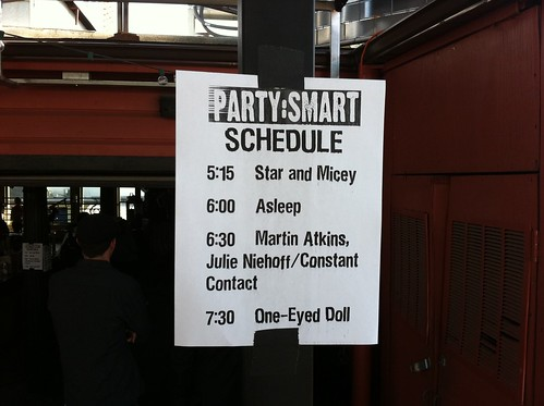 AMF and Memphis Music Foundation Party Schedule