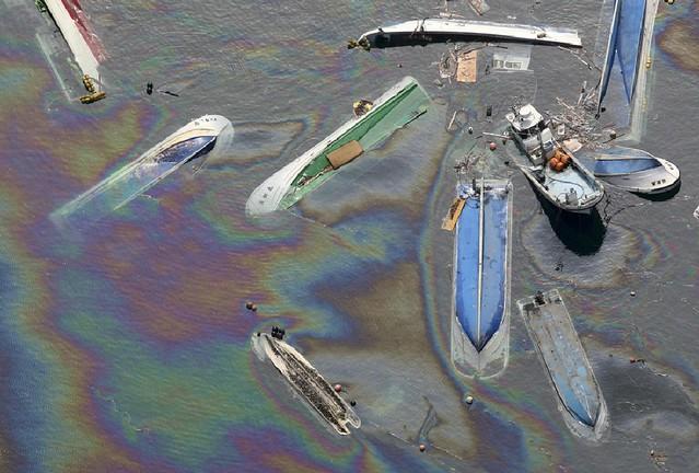 oil leak
