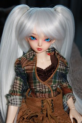 Minifee Luka (Teranyte) Tags: bjd fairyland luka shushu leekeworld minifee nine9style