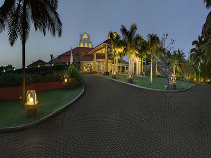 private beaches in goa. Ramada Caravela Beach Resort