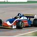 Stephen Watson. Alpha Plus Lola T96/50 Zytek-Judd F3000. 1996 International Formula 3000 Championship Silverstone
