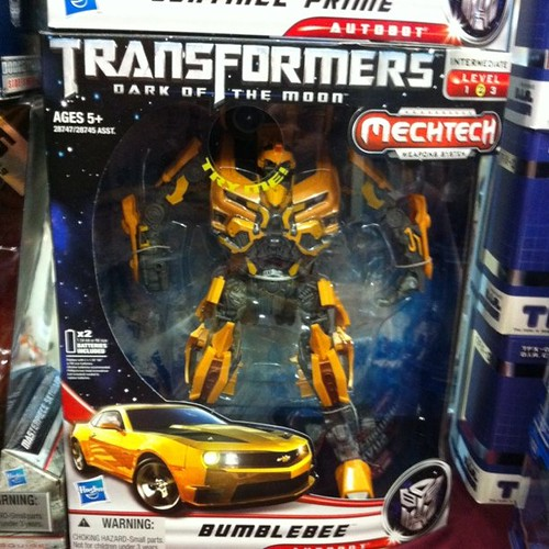transformers dark of the moon bumblebee leader class. Transformers dark of the moon