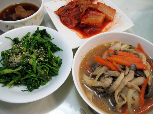 Cheonan food
