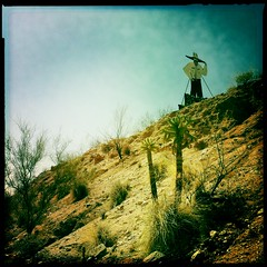 Wooden Cowboy by Jason Willis