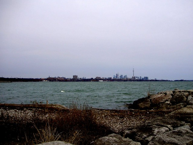 Toronto Skyline from Humber Bay