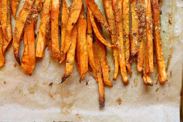 love sweet potato fries, the sweeter taste is more appealing than ...