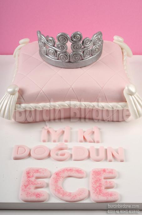 Prenses Tacı Pasta