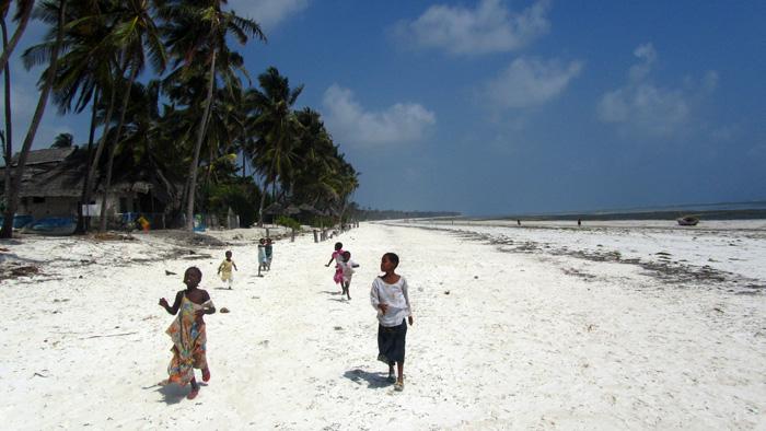 Bwejuu Beach - Zanzibar