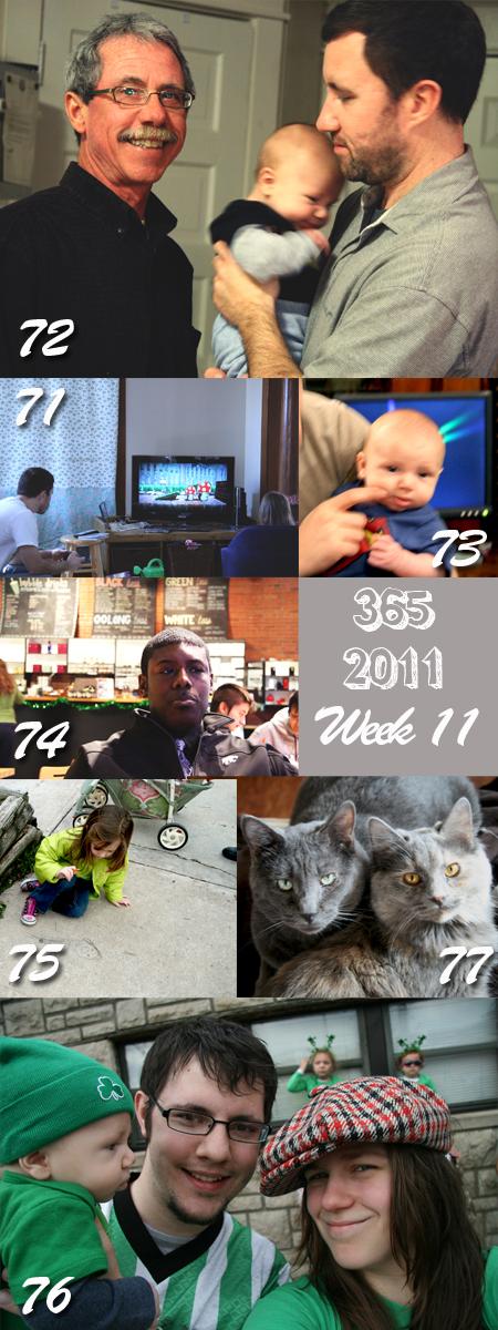 365 2011: Week 11