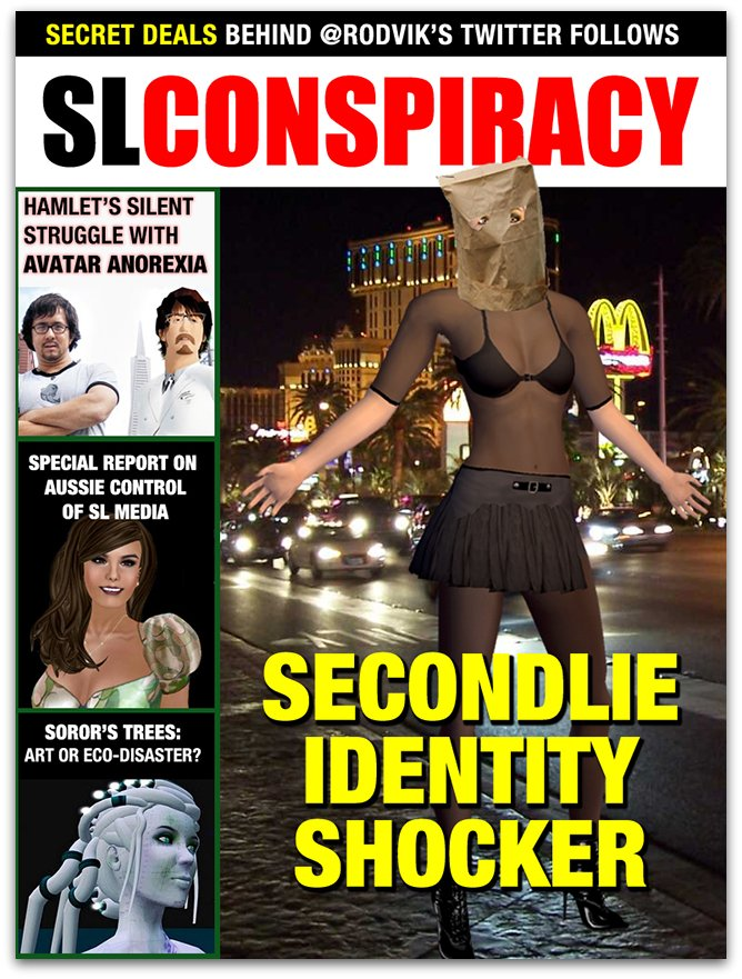 SLCONSPIRACY ISSUE 01