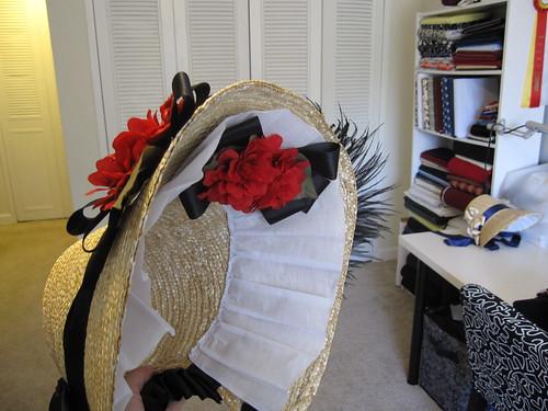Bonnet Inside