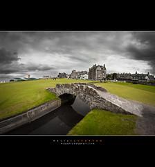 (Hector Cuadrado) Tags: old bridge st golf scotland andrews course hector cuadrado swilcan swilken