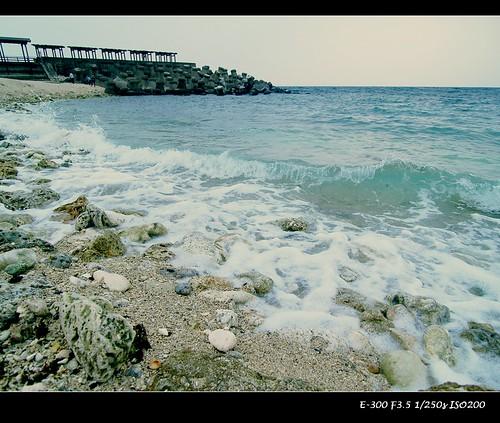 E300 小琉球 中澳沙灘