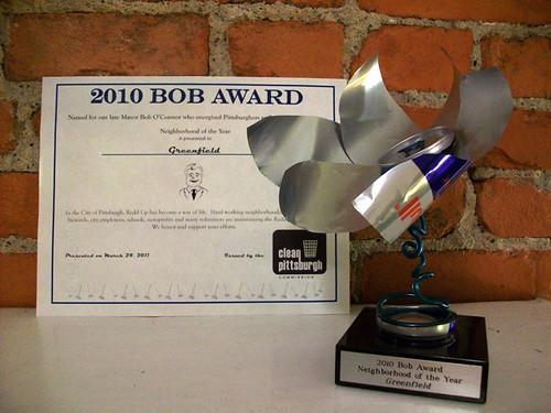 2010 Bob Award