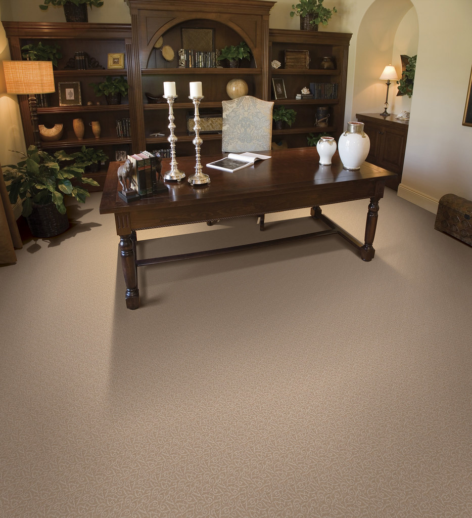 """Bliss HealthyTouch """"Tracery"""" Carpet"""