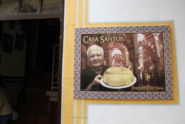 Casa Santos, Córdoba
