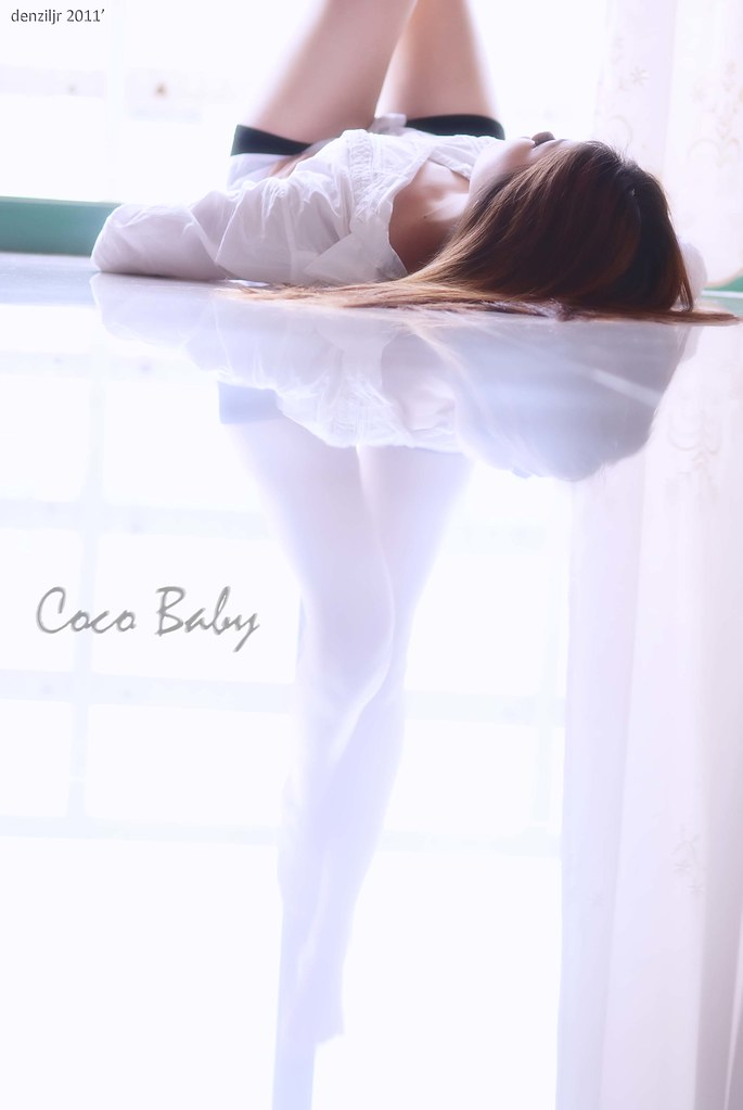 Coco Baby in White 5594327778_24fbbb4b42_b