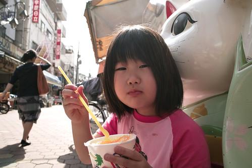 かき氷食べる?ってきいて断ったことがない女子