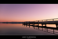 | Sunset at Lake Illawarra |      | (Taha Elraaid) Tags: camera sunset lake tree beautiful canon photography australia nsw 7d heights taha wollongong illawarra bestofaustralia lakeheights photography2011 elraaid