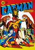 Catman Comics #29, cover re-creation by L. B. Cole, 1981 (Tom Simpson) Tags: lbcole illustration vintage art painting comics comicbook catman