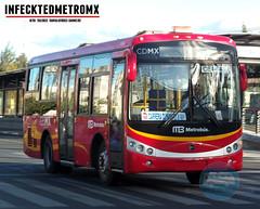 Masa C8R Alimentador Metrobus L-6 (infecktedbusgarage) Tags: sunwin masa bus volvo mexicanadeautobusessa ciudaddemexico autobus urbanbus mexicanbus mexico df cdmx c8r camion metrobus l6 alimentador gmt grupometropolitanodeltransporte ce417msa transitbus brt busrapidtransit cummins
