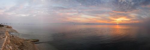 Sunrise at Lerna