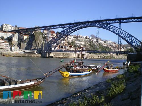 Rabelos Oporto - Oporto en un día