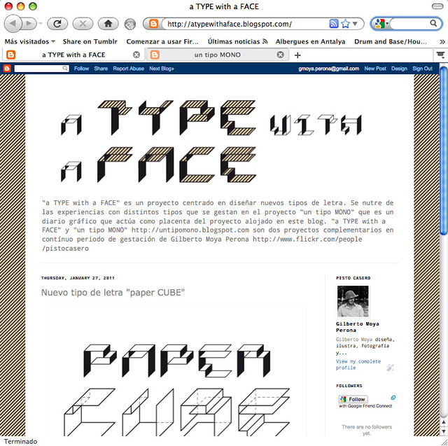 Proyecto a TYPE with a FACE