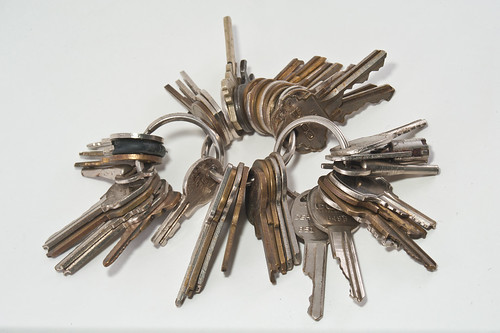 Keys by pennuja, on Flickr