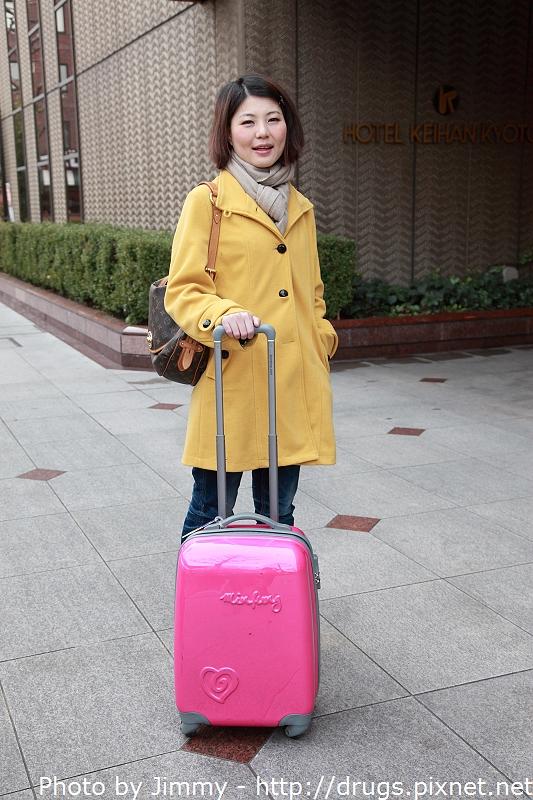 ikon 硬殼行李箱