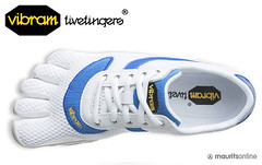 Vibram Five Fingers Shoeware