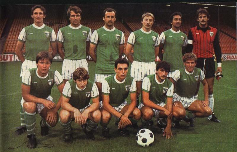 Saint-Etienne 1984-85