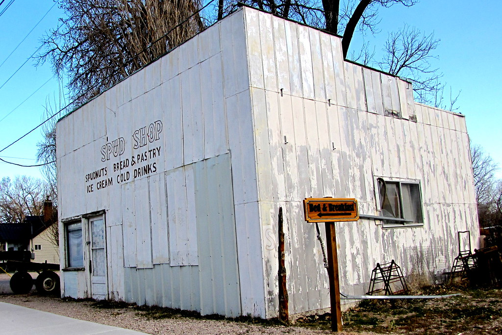 2009 - 04 - 02 - Spud Shop - Panaca Utah