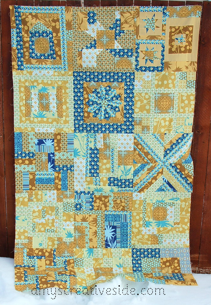 SewConnected Quilt Top