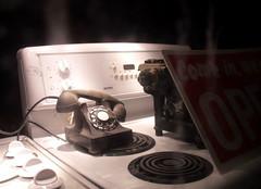 never since (dmixo6) Tags: winter light urban toronto night dark phone january queen stove dugg dmixo6