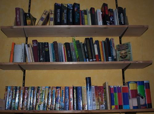 book, bookshelf