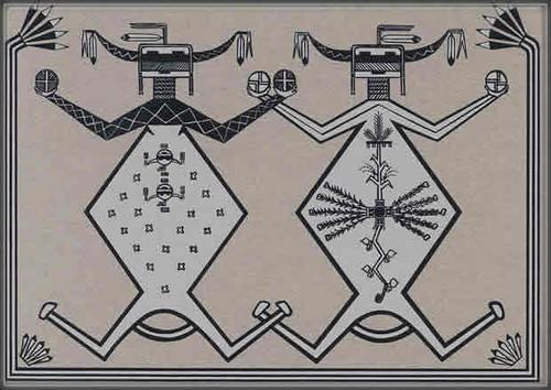 earth,sky,mythologie,Navajo