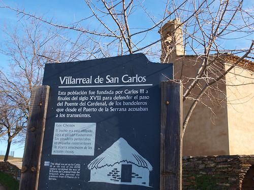 Parque de Monfragüe - Villarreal de San Carlos