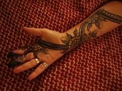 Gayle (ReMarkable Blackbird) Tags: wedding party art festival tattoo artist photoshoot body gray maine parties images henna mehendi mehndi hire porltand orignal mehandi remarkableblackbird
