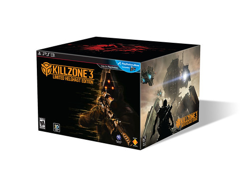 Killzone 3: Limited Helghast Edition