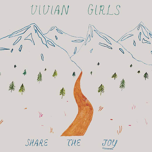 Vivian Girls, 'Share The Joy'