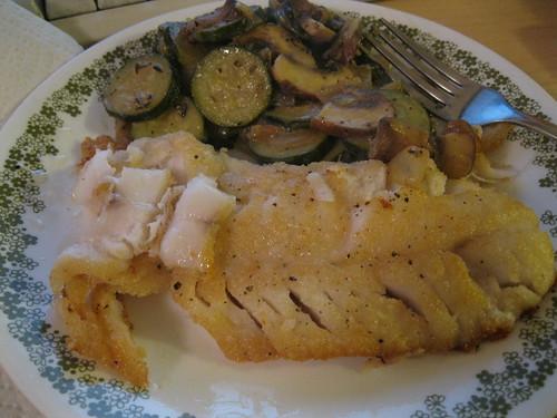 Rockfish for Dinner