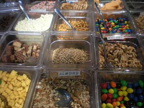 Mmmm....toppings