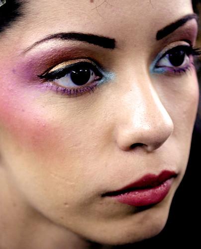 Airbrush Fantasy Makeup 3