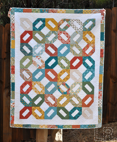Ritzy Cracker Quilt